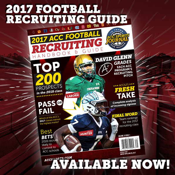 2017 Football Recruiting Magazine Large