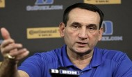 Mike Krzyzewski and his Duke assistant coaches have had a very hectic offseason, but Krzyzewski makes a point to text his assistants regularly to remind them that they just won a national championship  (AP)