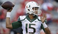 Brad Kaaya is no longer an infant under center (AP photo)
