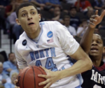 Justin Jackson is returning to UNC for his junior season. (AP Photo)