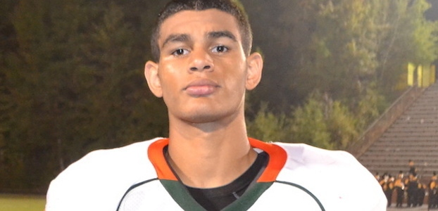 Denver, North Carolina quarterback Chazz Surratt is a huge addition for the Blue Devils — and a guy who can help keep the train rolling in Durham under David Cutcliffe for the latter part of this decade (ACCSports.com photo)