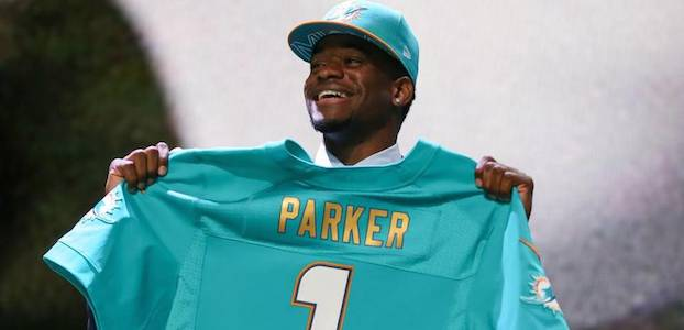 On the David Glenn Show Friday afternoon, host David Glenn and ACCSports.com reporter Shawn Krest discussed the first round of the NFL Draft, and how guys like Louisville's DeVante Parker, who was drafted by the Miami Dolphins, may far in the pros (Miami Herald photo)