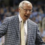 Roy Williams is about to enter his 14th season at the helm for the Tar Heels. (AP Photo)