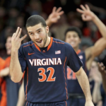 London Perrantes is entering his fourth year as a starter at Virginia. (AP Photo)