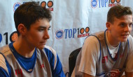 Virginia class of 2016 basketball commitments Ty Jerome (left) and Kyle Guy (right) are eagerly anticipating their arrival in Charlottesville next year, where they look to keep UVa atop the ACC (ACCSports.com photo)