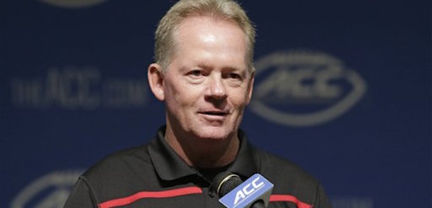 Bobby Petrino has 20 players committed to his 2017 class. (AP Photo)
