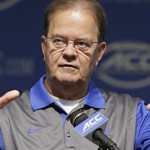 Duke coach David Cutcliffe