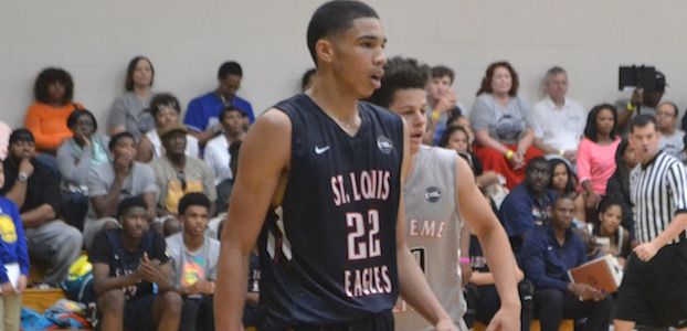 Jayson Tatum, a Duke commitment, is one of Brick's top newcomers to ...