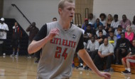 Recently reclassified 2015 shooting guard Maverick Rowan committed to NC State on Sunday, giving the Wolfpack two incoming freshmen for the 2015-2016 season (ACCSports.com photo)