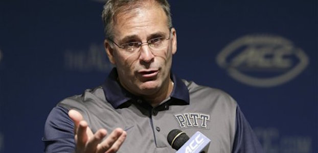Pittsburgh signed 23 players to its 2016 recruiting class. (AP photo)