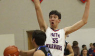 Class of 2017 Virginia center Brendan Newton has drawn early interest from multiple ACC schools, including Virginia Tech, Virginia, Clemson, and Wake Forest (photo by Heather Rousseau, The Roanoke Times)