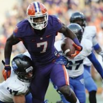 Clemson wide receiver Mike Williams was the Tigers' top deep target in 2014. (AP Photo)