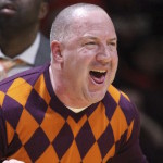 Virginia Tech head coach Buzz Williams is looking for more talent to bring into the Hokies' program for future seasons (AP photo)