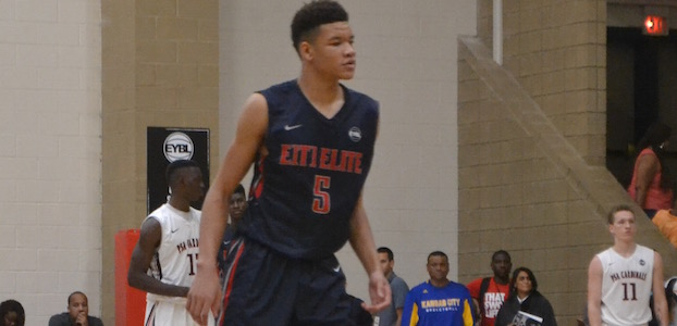 Kevin Knox is UNC's top remaining target in the 2017 class. (ACCSports ...