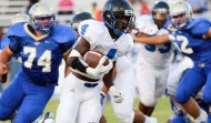 Lavergne, Tennessee class of 2017 athlete Maleik Gray is reportedly close to making his decision on a college (Photo: Steve Wampler/Wilson Post )