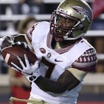 Florida State running back Mario Pender has been dismissed from the team. (AP photo)