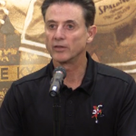 Rick Pitino is the fourth coach to see his team serve an ACC Tournament ban
