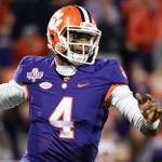 Deshaun Watson is this year's preseason ACC Player of the Year. (AP Photo)