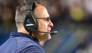 Pat Narduzzi and Pittsburgh sit at 6-1 in the ACC going into the final week of the regular season. (AP Photo)