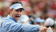 North Carolina hired Larry Fedora is ready for another double-digit win season in 2016. (AP Photo)