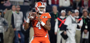 Deshaun Watson led Clemson to 14 wins in 2015. (AP Photo)