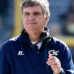 Paul Johnson and his staff added another 2016 commitment on Saturday. (AP Photo)