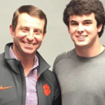 Class of 2016 defensive back Nolan Turner (right) reportedly pledged to Clemson on Thursday. (Source: Twitter account @nolanturner02)