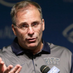 Pat Narduzzi's 2016 class is ranked No. 34 in the country according to 247Sports Composite rankings. (AP Photo)