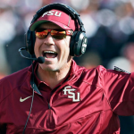 Jimbo Fisher's 2016 class is ranked No. 5 nationally according to 247Sports Composite rankings. (AP Photo)