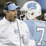 North Carolina will open its 2016 season on Sept. 3 in the Chick-fil-A Kickoff against Georgia. (AP Photo)