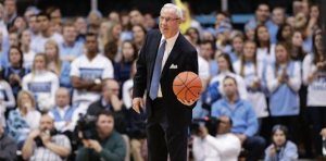Roy Williams has guided UNC to an 18-2 start this season. (AP Photo)