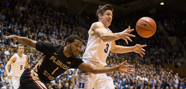 Grayson Allen Devon Booker Duke FSU