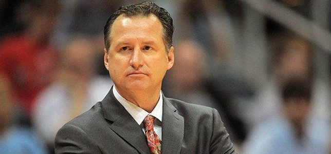 Mark Gottfried and N.C. State's tumultuous offseason continues.  (AP Photo)
