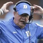 David Cutcliffe announced two staff changes on Friday. (AP Photo)