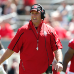 Dave Doeren signed the No. 9 class in the ACC during the 2016 recruiting cycle, according to 247Sports composite rankings. (AP Photo)