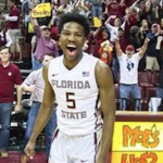 Can Malik Beasley lead Florida State to its first NCAA tournament appearance since the 2012-13 campaign? (AP Photo)