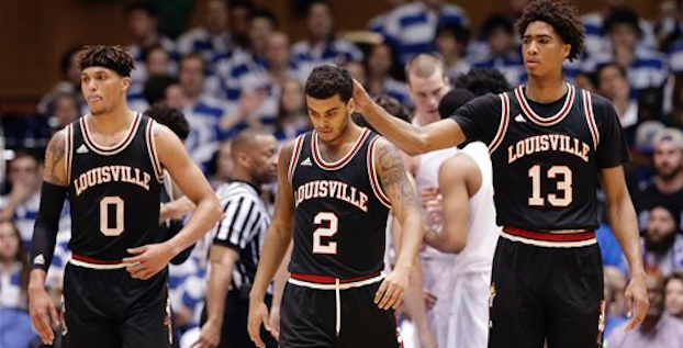 Louisville will not participate in postseason play after the 2015-16 regular season. (AP Photo)