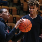 Class of 2016 signee and early enrollee Dennis Smith (left) arrived at NC State as a 5-star recruit. (AP Photo)