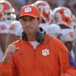 Dabo Swinney signed one a top-10 recruiting class last week. (AP Photo)