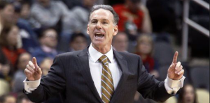 Jamie Dixon is hoping to get Pittsburgh to the NCAA tournament for the 11th time in 13 years. (AP Photo)