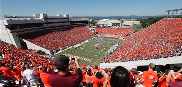 Virginia Tech Schedules Football Series With Familiar Opponent