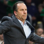 Mike Brey is hoping to add some depth to his roster. (AP Photo)
