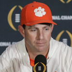 Dabo Swinney announced another position change on Monday. (AP Photo)