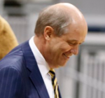 Kevin Stallings (right) guided Vanderbilt to seven NCAA tournaments in 17 years. (AP Photo)