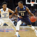 Notre Dame point guard Demetrius Jackson was a second-team All-ACC honoree this season. (AP Photo)