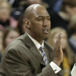 Danny Manning picked up his first commitment in the 2017 class on Monday. (AP Photo)