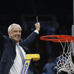 Roy Williams picked up a commitment from a 2017 center on Sunday. (AP Photo)