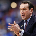 Mike Krzyzewski is fighting with multiple ACC programs to secure a commitment from 2018 forward Zion Williamson. (AP Photo)
