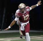 Redshirt freshman Deondre Francois will likely be FSU's starting quarterback. (AP Photo).
