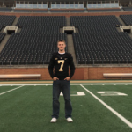 Taylor Powell is one of the top quarterbacks on Wake Forest's 2017 recruiting board. (Source: Twitter account @taylorwpowell)
